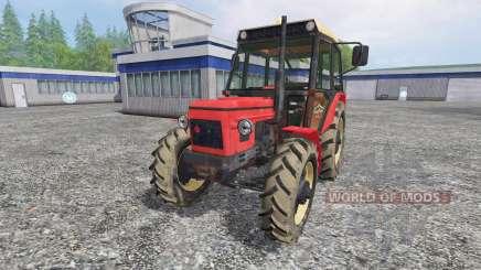 Zetor 7045 für Farming Simulator 2015
