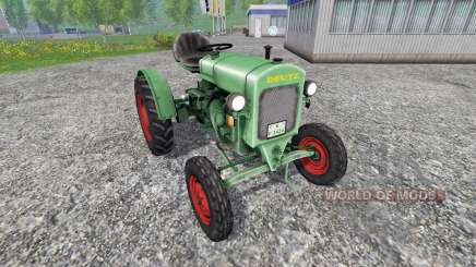 Deutz F1 M414 v1.11 pour Farming Simulator 2015