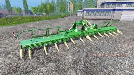 Krone Easy Collect 1053 v1.0 pour Farming Simulator 2015