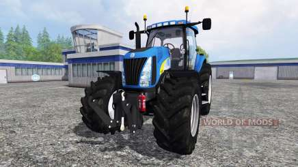 New Holland TG 285 [pack] für Farming Simulator 2015