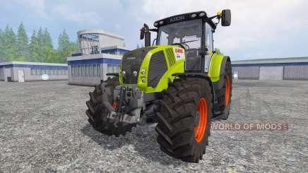 CLAAS Axion 850 für Farming Simulator 2015