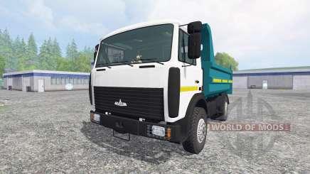 MAZ-5551 v1.0 für Farming Simulator 2015