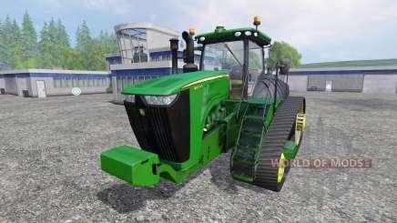 John Deere 9560RT v2.5 für Farming Simulator 2015