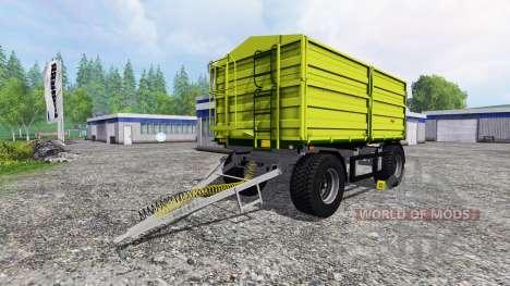 Fliegl DK 180-88 pour Farming Simulator 2015