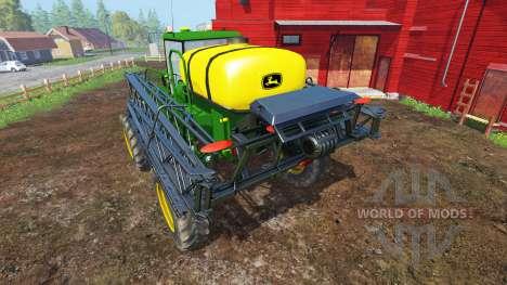 John Deere 4730 Sprayer v1.1 pour Farming Simulator 2015