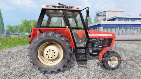 Ursus 1014 pour Farming Simulator 2015