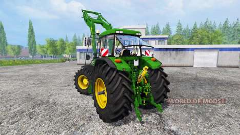John Deere 7810 [washable][final] pour Farming Simulator 2015