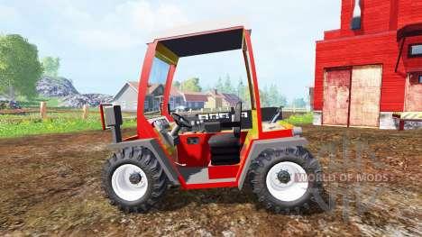 Reform Metrac G3 für Farming Simulator 2015