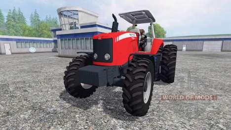 Massey Ferguson 7180 pour Farming Simulator 2015