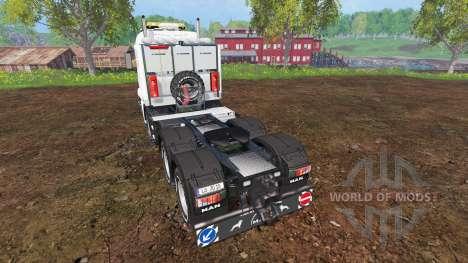 MAN TGS 41.570 8x8 für Farming Simulator 2015