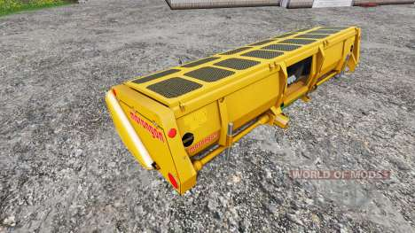 Marangon MDR 6014 pour Farming Simulator 2015
