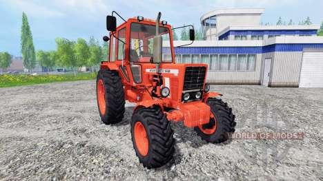 MTZ-552 belarussischen für Farming Simulator 2015