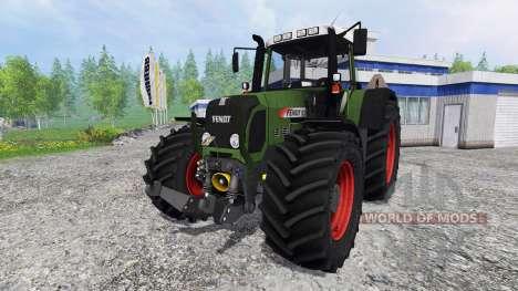 Fendt 820 Vario v1.0 pour Farming Simulator 2015