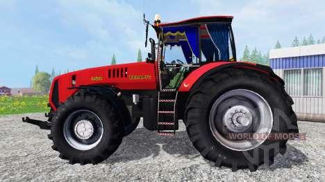 Biélorussie-3522 [jumelée] v1.1 pour Farming Simulator 2015