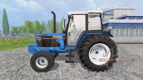 Ford 6640 FL für Farming Simulator 2015
