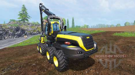 PONSSE Scorpion King v1.0 für Farming Simulator 2015