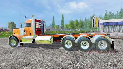 Kenworth W900B [Beta] pour Farming Simulator 2015