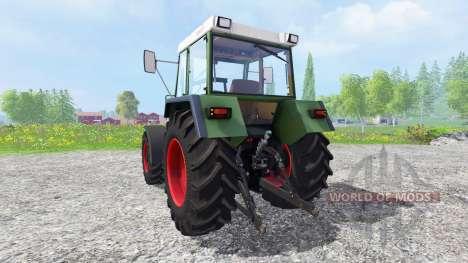 Fendt Farmer 312 LSA v3.0.02 für Farming Simulator 2015