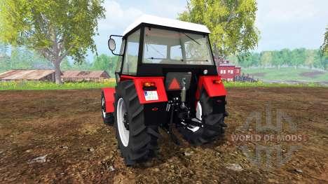 Zetor 7245 v0.1 für Farming Simulator 2015