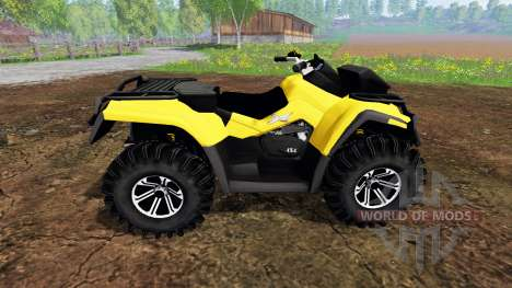 Can-Am Outlander 1000 XT Kompressor für Farming Simulator 2015
