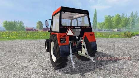 Zetor 5320 pour Farming Simulator 2015