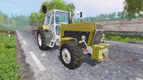 Mise à jour de la circulation pour Farming Simulator 2015