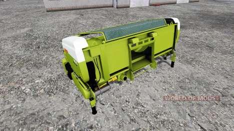 CLAAS PU 300 HD pour Farming Simulator 2015