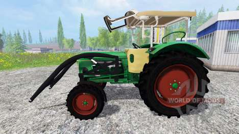 Deutz 5505 pour Farming Simulator 2015