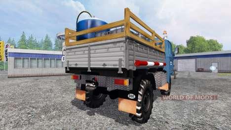 Robur LD 3000 v2.0 pour Farming Simulator 2015