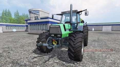 Deutz-Fahr AgroStar 6.61 v1.0 für Farming Simulator 2015