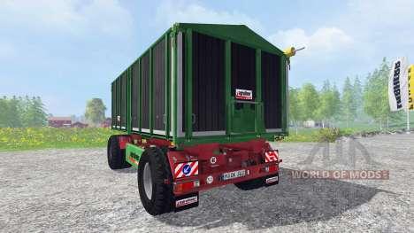 Kroger HKD 302 v1.0 pour Farming Simulator 2015