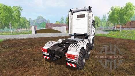 Scania R730 [agro] pour Farming Simulator 2015