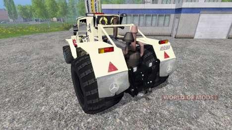SAM 54 pour Farming Simulator 2015
