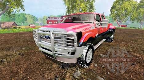 Ford F-450 Dually pour Farming Simulator 2015