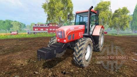Ursus 1934 für Farming Simulator 2015