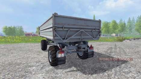 Gruber HW 80.11 1979 für Farming Simulator 2015