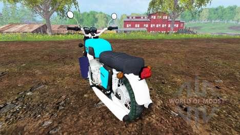 IZH Jupiter-4 für Farming Simulator 2015