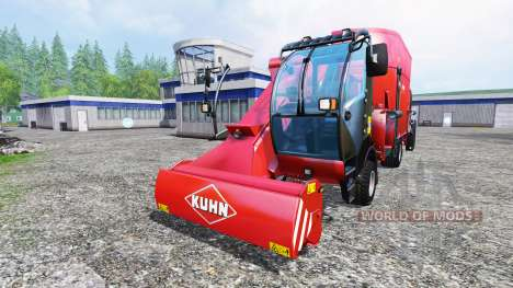 Kuhn SPW 25 pour Farming Simulator 2015