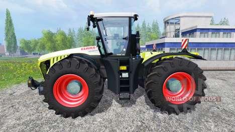 CLAAS Xerion 4500 v2.5 pour Farming Simulator 2015