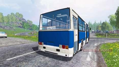 Ikarus 260 dans le trafic pour Farming Simulator 2015