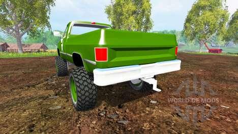 Chevrolet K5 Blazer M1008 für Farming Simulator 2015