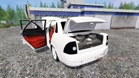 VAZ-2170 v0.1 pour Farming Simulator 2015