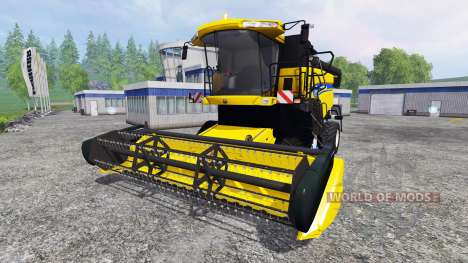 New Holland CX7080 pour Farming Simulator 2015