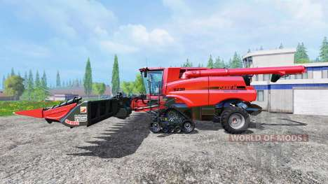Case IH Axial Flow 9230 [turbo farbe] pour Farming Simulator 2015