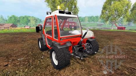 Reform Metrac H6 v1.0 für Farming Simulator 2015