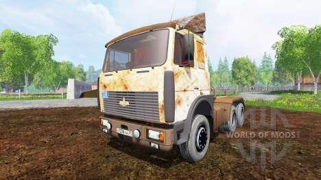 MAZ-642208 [rusty] für Farming Simulator 2015