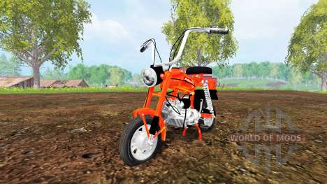 Romet Pony 50 M2 pour Farming Simulator 2015