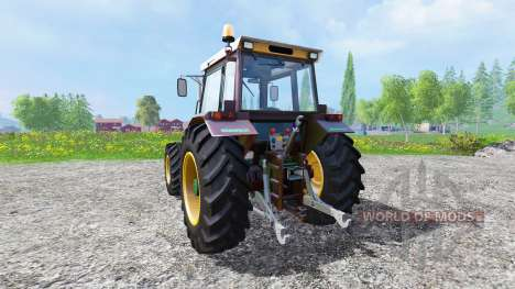 Buhrer 6135A Sport pour Farming Simulator 2015