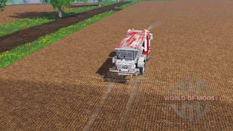 Scania P420 [sprayer] für Farming Simulator 2015