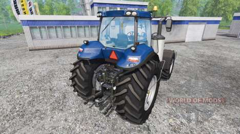 New Holland T8.420 [blue power] v1.0 pour Farming Simulator 2015
